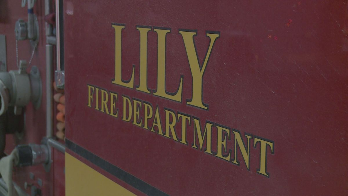 The Lily Fire Department is starting a food drive for a man whose home caught fire. (WKYT)