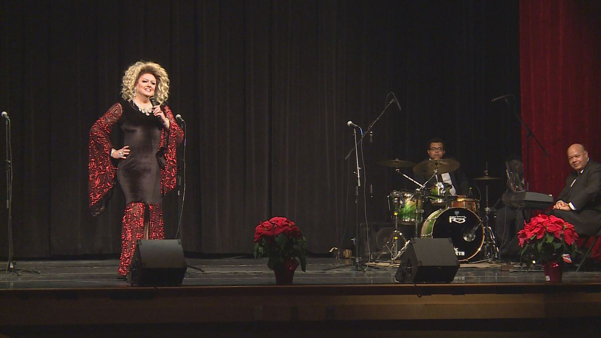 Helena Handbasket has co-hosted and emceed the event for the past three years.