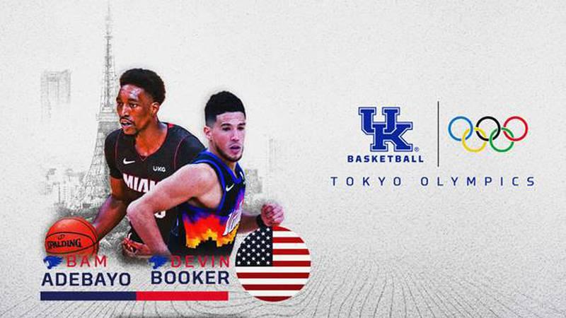 Adebayo, Booker named to Team USA.