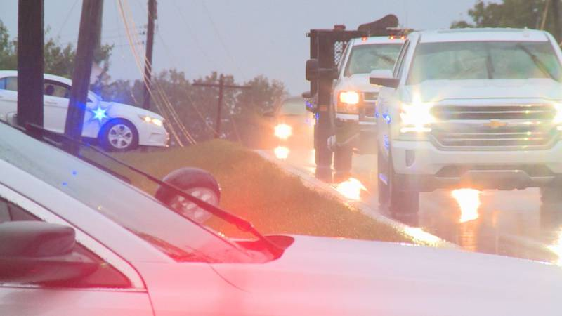 The rain Wednesday morning caused a mess out on the roads. We've seen plenty of accidents,...