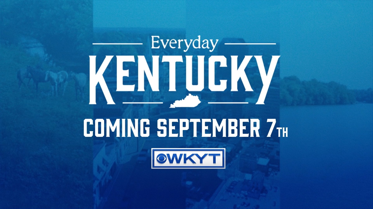 """""""Everyday Kentucky"""" will air weekdays at 9 a.m. and feature a variety of local lifestyle..."""