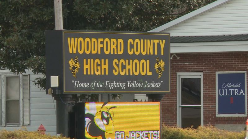 On Friday, when Woodford County students were leaving for the weekend, they planned on being...