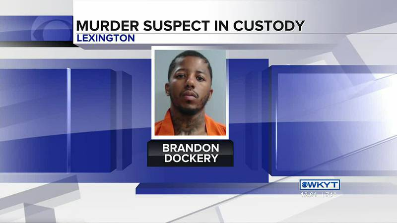 Man booked into Fayette Co. Detention Center on murder charge