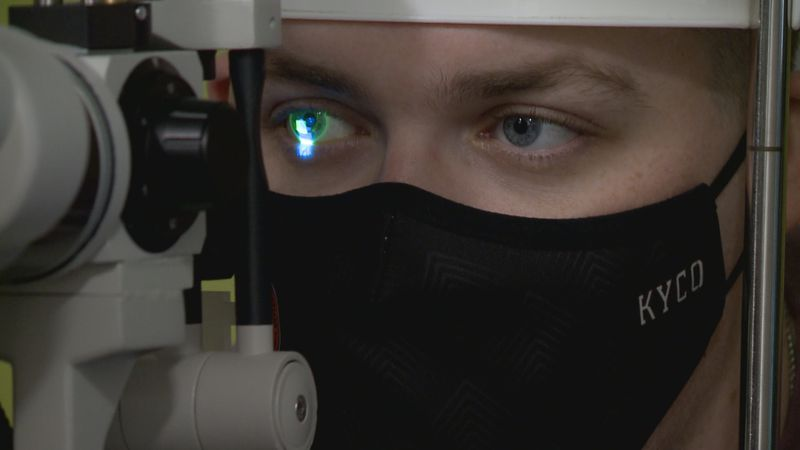 The only college of optometry in Kentucky is in Pikeville, Kentucky.
