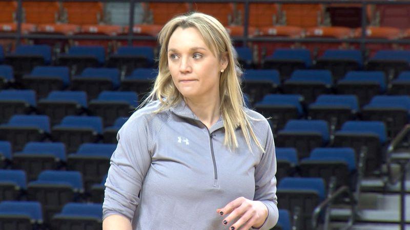 Cayla Petree spent last season at Gulf Coast College.