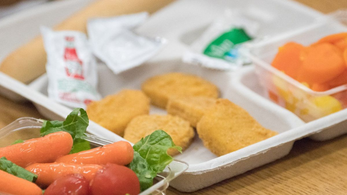 Fayette County Schools is taking a week off from its meal distribution program. (File image)