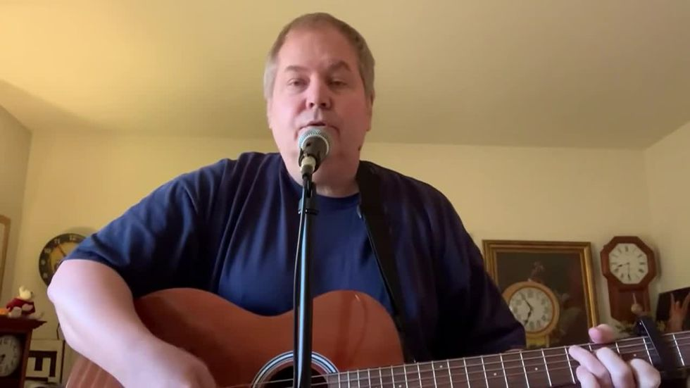 Man who shot Reagan is posting love songs on YouTube