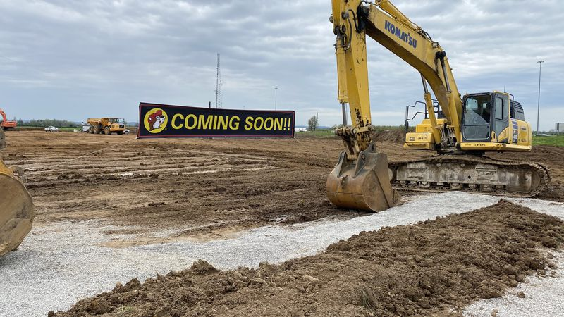 A new gas station and convenience store is coming to Madison County just off exit 83, but it's...