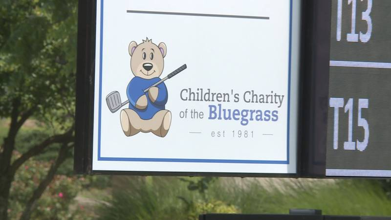 The Children's Charity of the Bluegrass raised nearly 320,000 dollars this year.