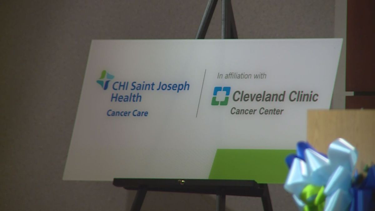 Saint Joseph Hospital in Lexington is teaming up with the Cleveland Clinic, not just to fight cancer, but work toward a cure. (WKYT)