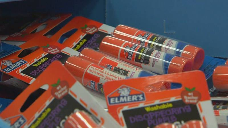 Several Kentucky school districts are providing school supplies this year.