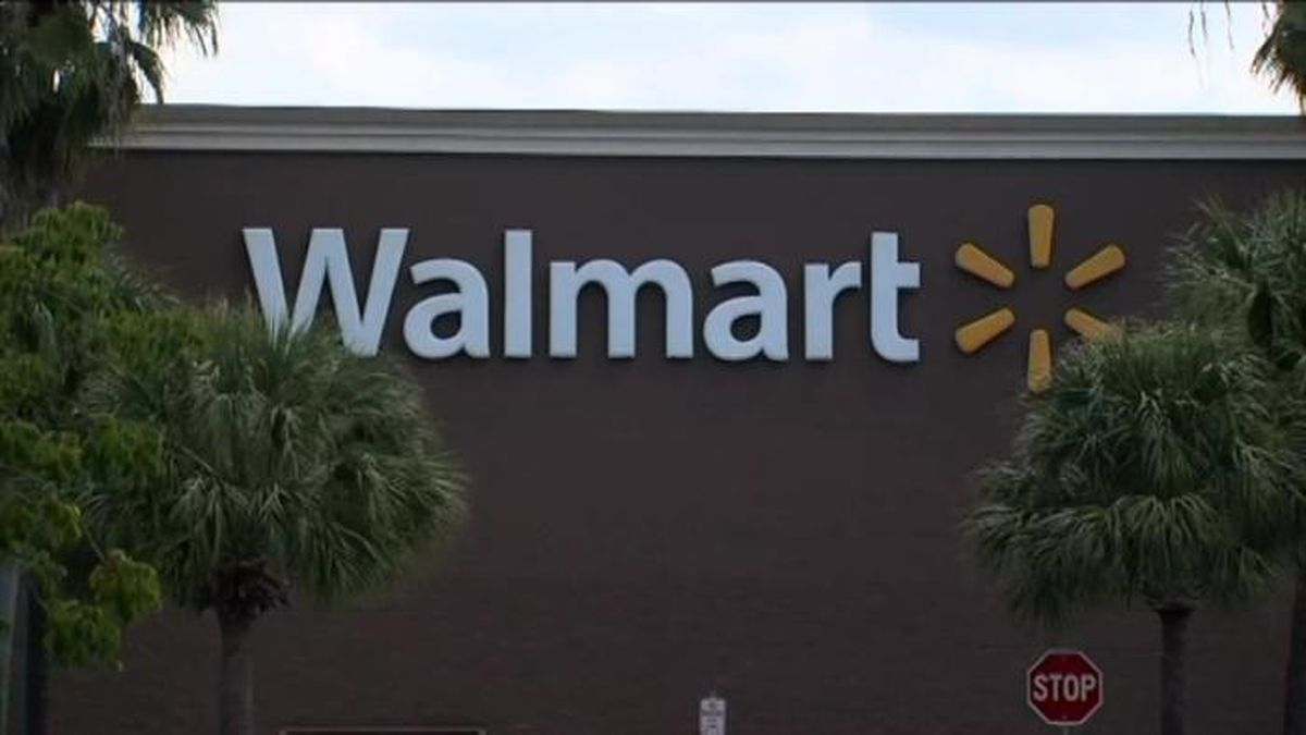 """A man went into a Florida Walmart and asked for a gun that would """"kill 200 people"""" to make a point, he says. (Source: WPTV/CNN)"""