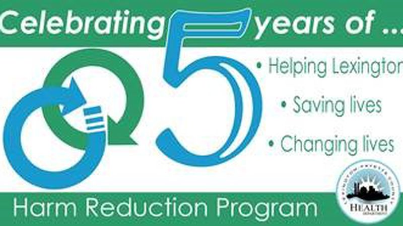 It has been five years since the Lexington-Fayette County Health Department launched its first...