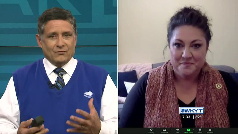 WATCH The Breakdown | Sam Dick interviews State Representative Cherlynn Stevenson