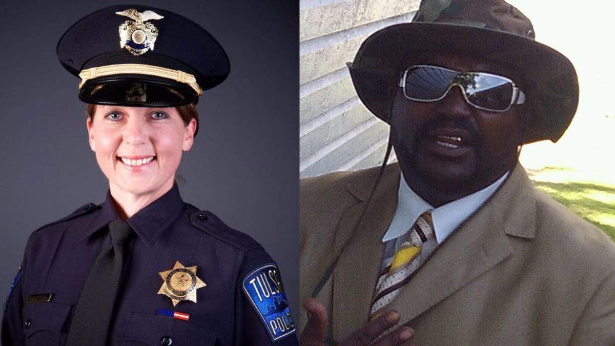 Police Officer Who Fatally Shot Black Teenager Leaving