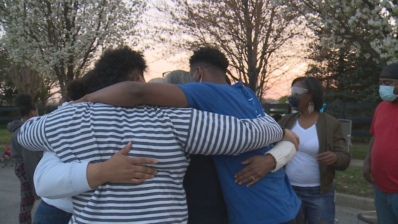 Tamaris Mack's family hold onto each other as they grieve her loss and celebrate her life.