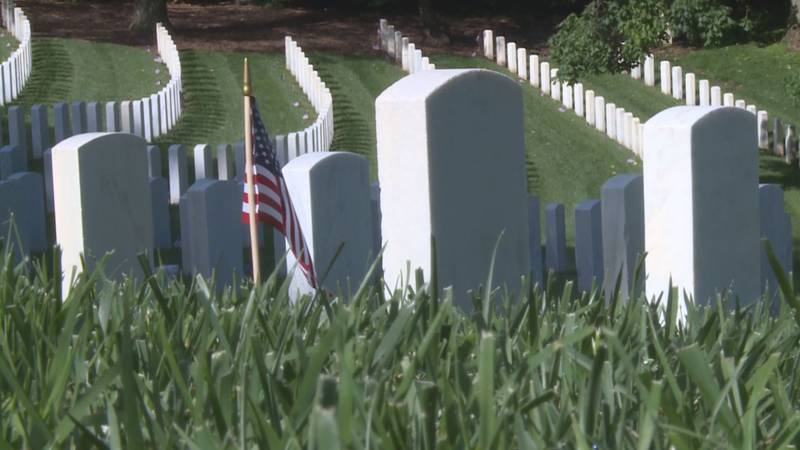 Harrell said the average number of veterans who commit suicide each day fluctuates between 17...
