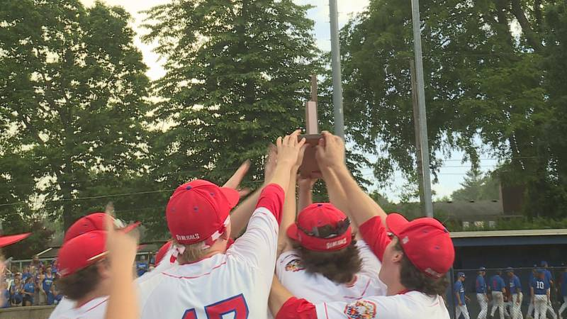 The Lafayette Generals are the 11th region baseball champions for the first time since 2004