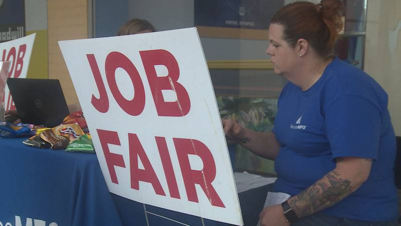 Resource MFG is hosting a series of job fairs across the state this week in cities like...