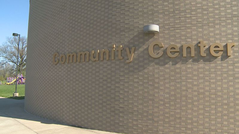 The community center director is working to restart youth programs that were shut down during...
