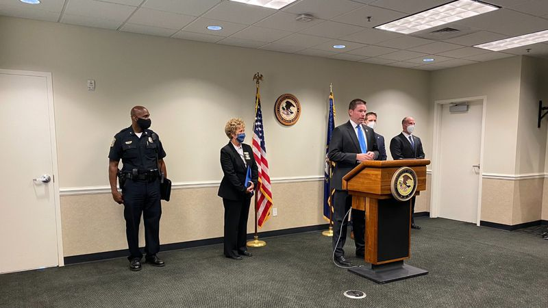 Lexington law enforcement officials are working to reduce violence by removing firearms from...