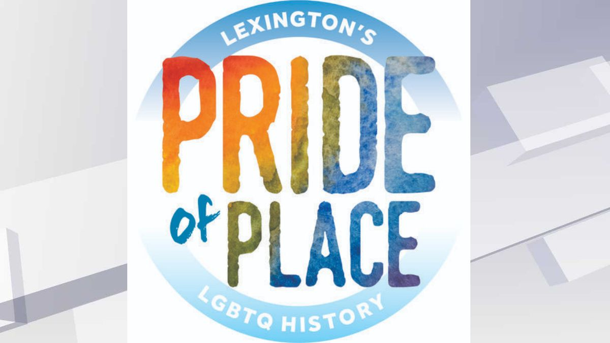 The organization's goal is to uncover the places where Lexington's lesbian, gay, bisexual, trans and queer history happened.