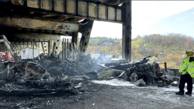 A local state of emergency has been declared in Kenton County with the Brent Spence Bridge...