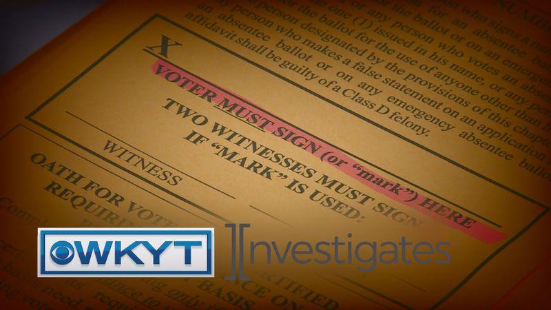 WKYT Investigates | The future of voting