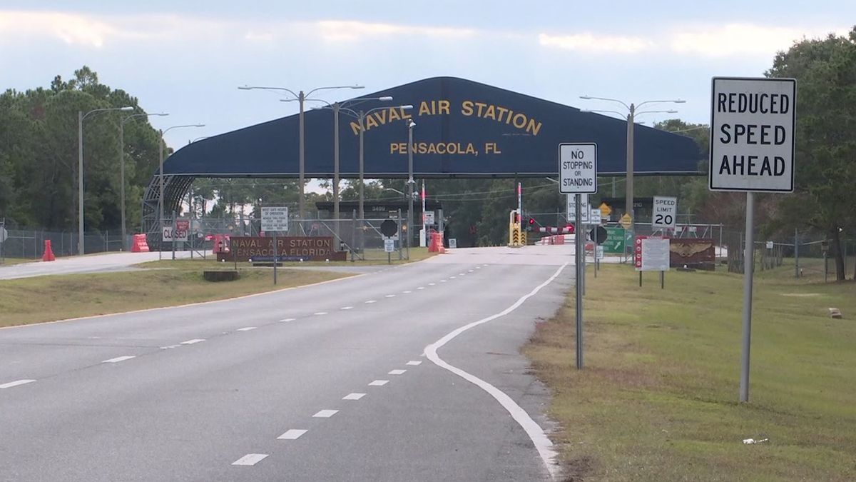 A shooter at Naval Air Station Pensacola on Friday killed at least three people and wounded...
