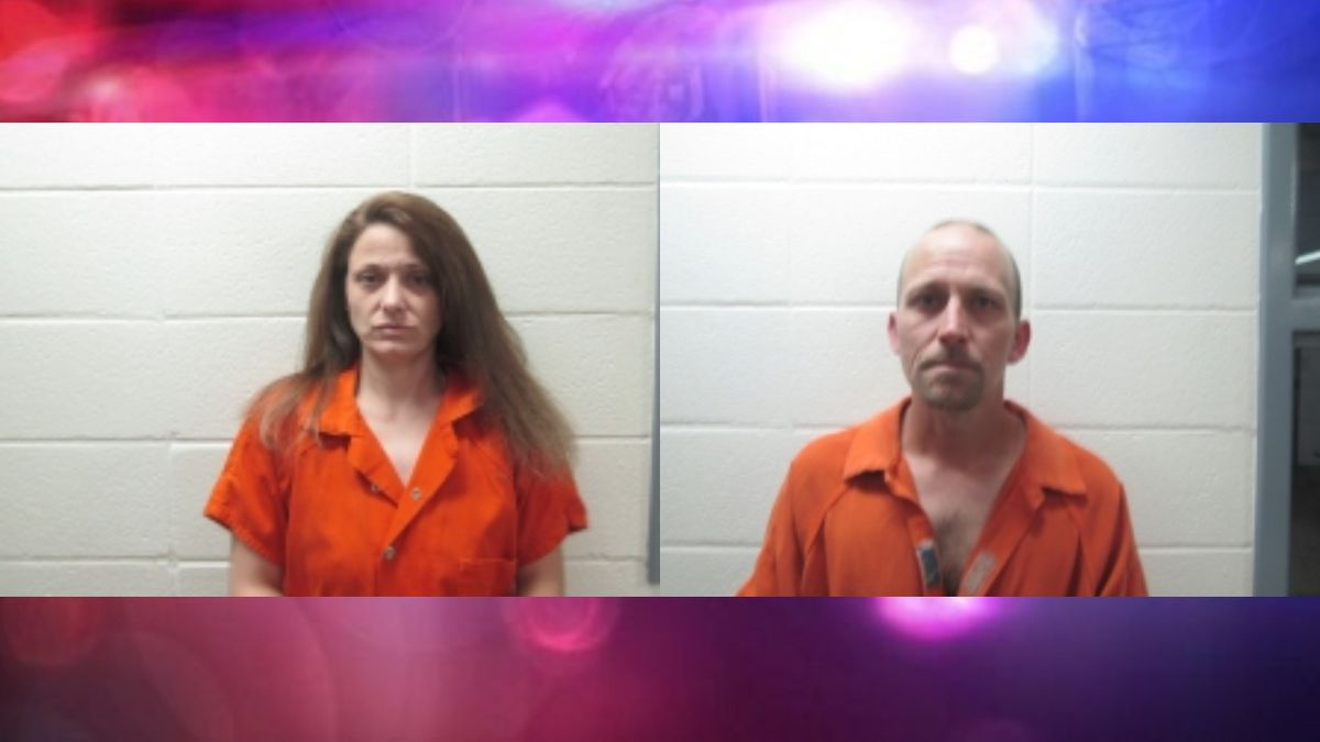 A man and a woman were arrested and charged with wanton endangerment in Laurel County.