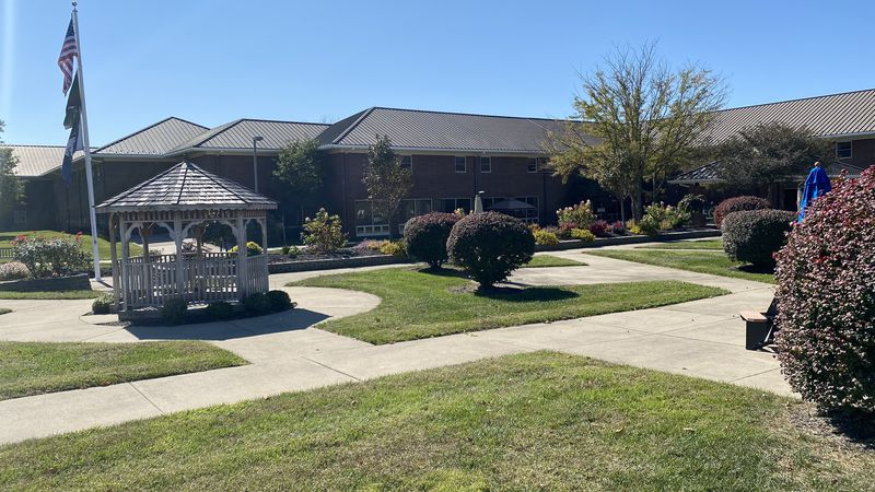 State leaders reported an outbreak of COVID-19 at a veterans center in Jessamine County.