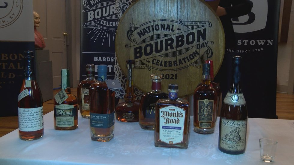 Bardstown prepares to celebrate National Bourbon Day.