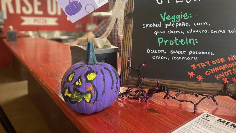 October 21 is Purple Thursday in Lexington. The day helps raise awareness against domestic...