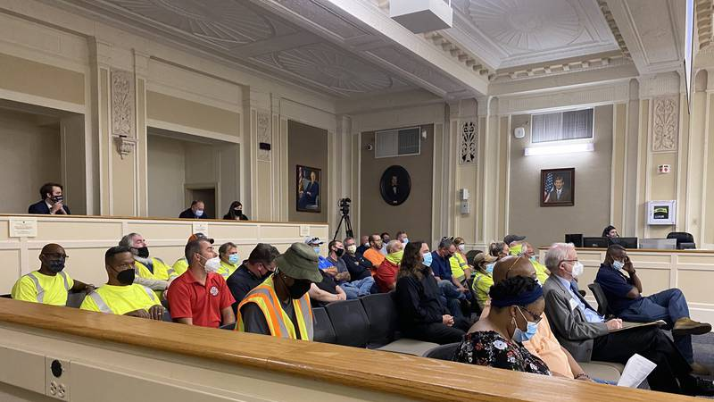 On Thursday, the Lexington-Fayette Urban County Council's Committee of the Whole held a special...