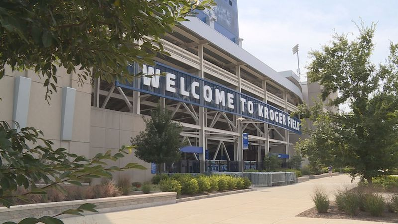 The University of Kentucky has released all of the changes fans can expect for this weekend's...