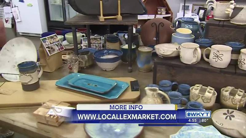 Out & About - Local Lex Market