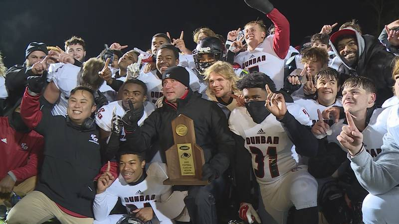Dunbar hopes to repeat as region champs.
