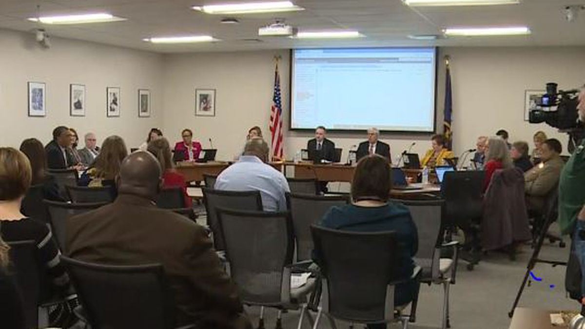The newly reorganized Kentucky Board of Education went ahead with a scheduled meeting Tuesday,...