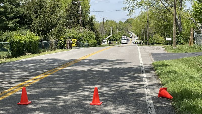 It happened Tuesday morning, around 10, in the 7000 block of Old Richmond Rd., near South...