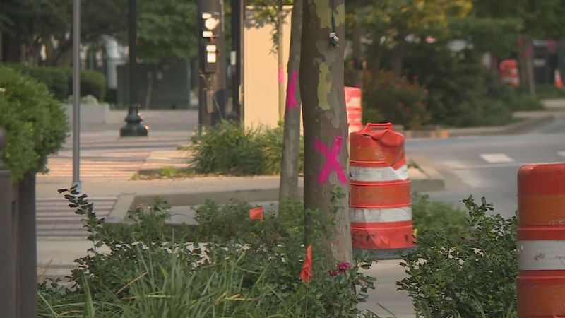 Demolition to begin on Vine Street for Town Branch Commons  Trail