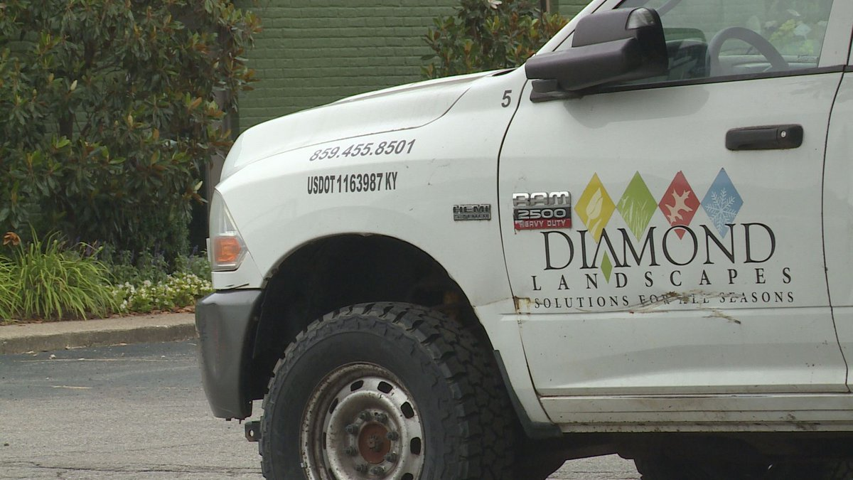 The Lexington-based company used new technology to recover its stolen fleet of trucks.