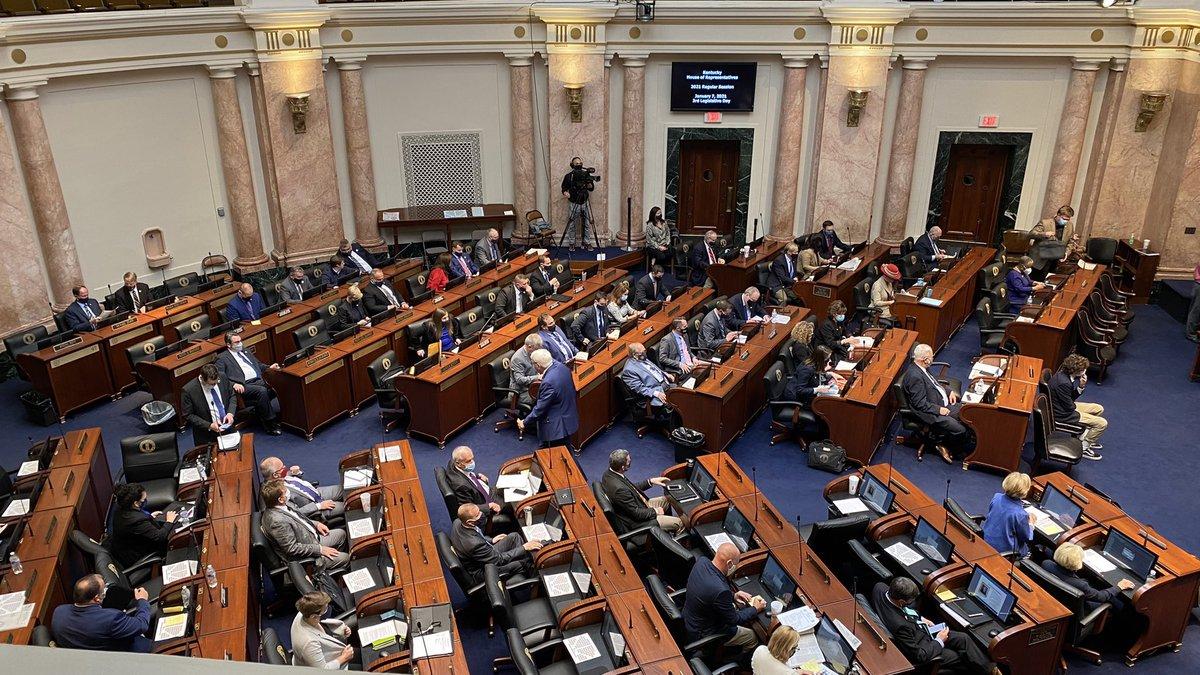 Several priority bills passed through both chambers Saturday.