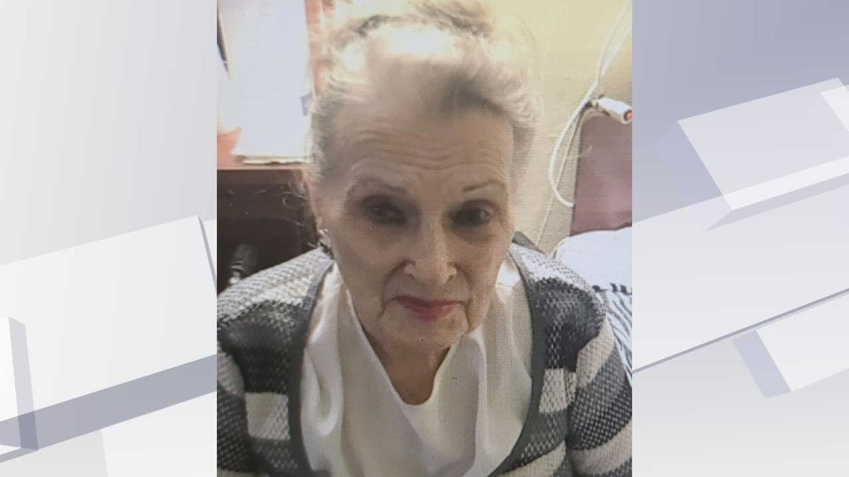 The police department says Betty Witt, 88, was last seen around 4:20 p.m. at a nursing home...