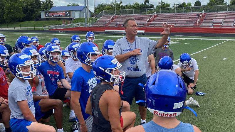 Holcomb to lead Madison Central