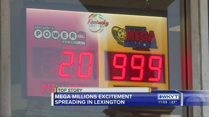 Mega Millions hopefuls excited for chance at $1 billion jackpot