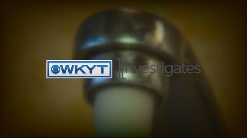 WKYT Investigates   Toxic water at Camp Lejeune
