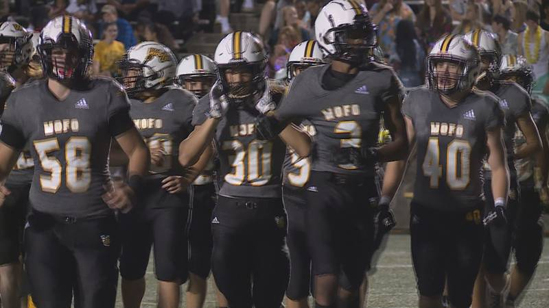 Woodford County football has started the season 3-0 for the first time since 2012