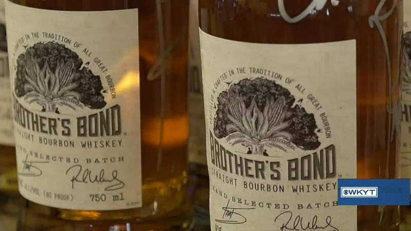 Ian Somerhalder - Brother's Bond Bourbon