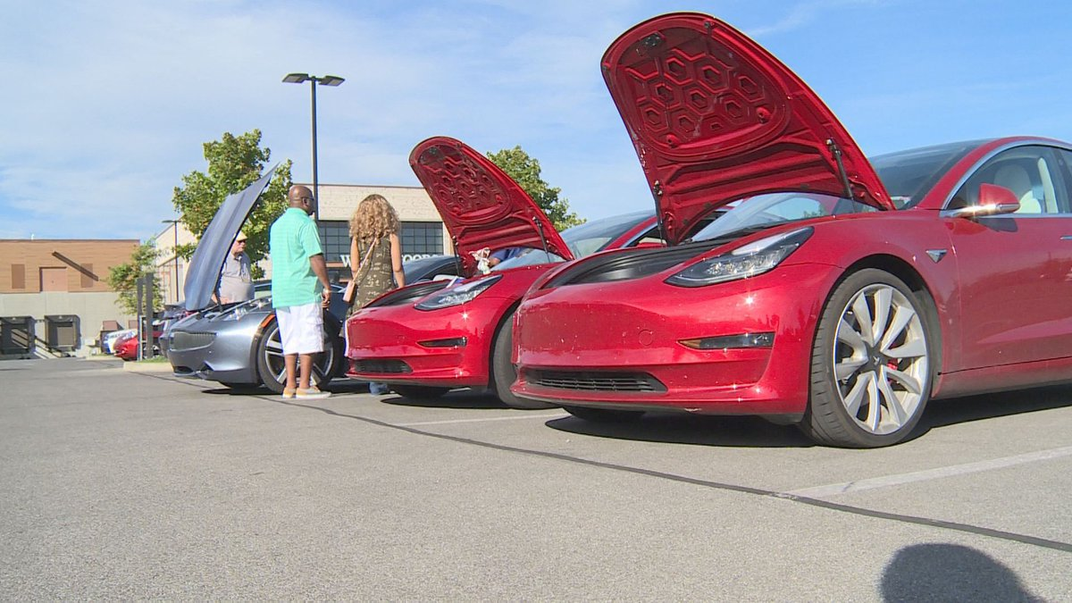 It was a chance for the community to learn more about this environmentally friendly option.