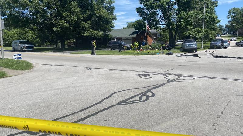 Police are investigating a fatal crash in Lexington Wednesday afternoon.